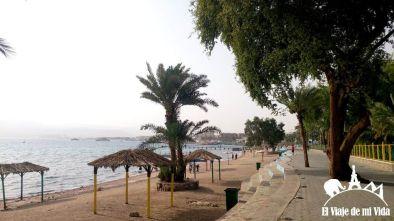 Paseo Marítimo de Aqaba