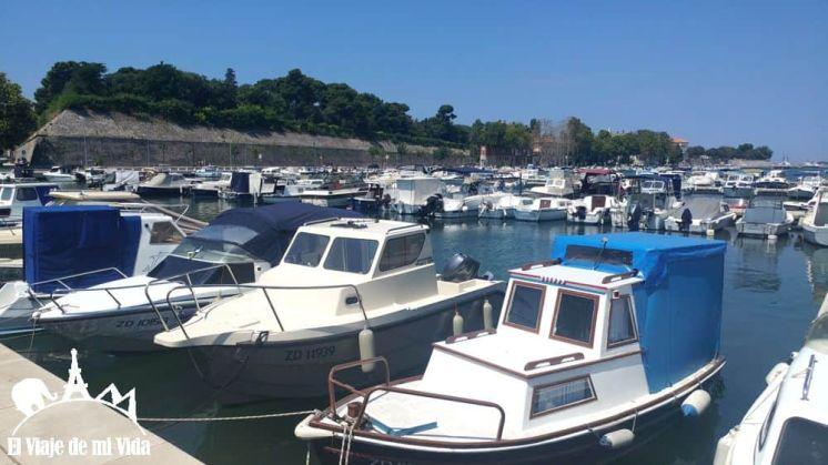 El Puerto de Zadar