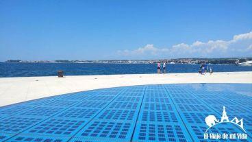 El Saludo al Sol de Zadar