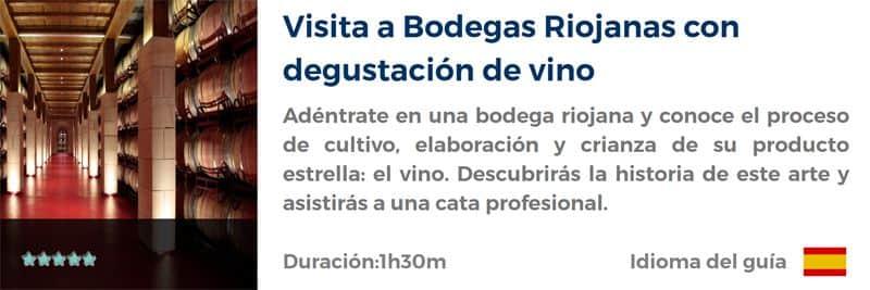 Visita a las Bodegas de Logroño