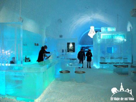 Bar del Ice Hotel