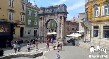 Arco de los Sergios