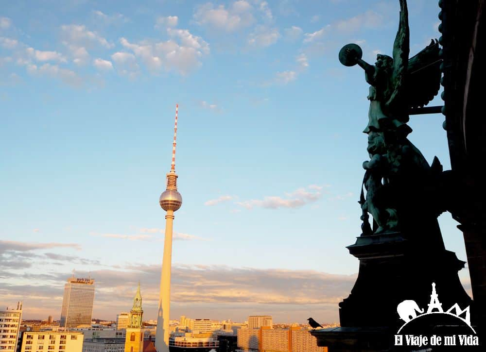 Mirador de la Catedral de Berlín
