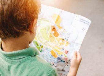 Menores viajando solos