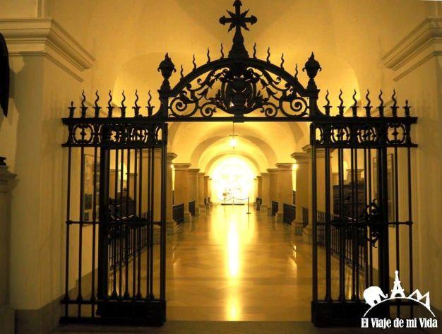 Cripta de la Catedral de Berlín
