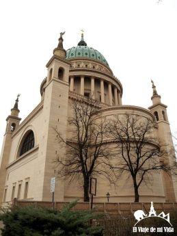 Iglesia de San Nicolás en Postdam