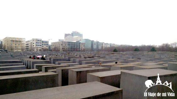 Monumento a los judíos: Realidad