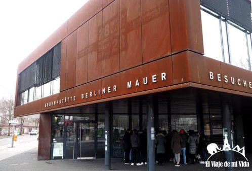 Museo Berlin Wall Memorial
