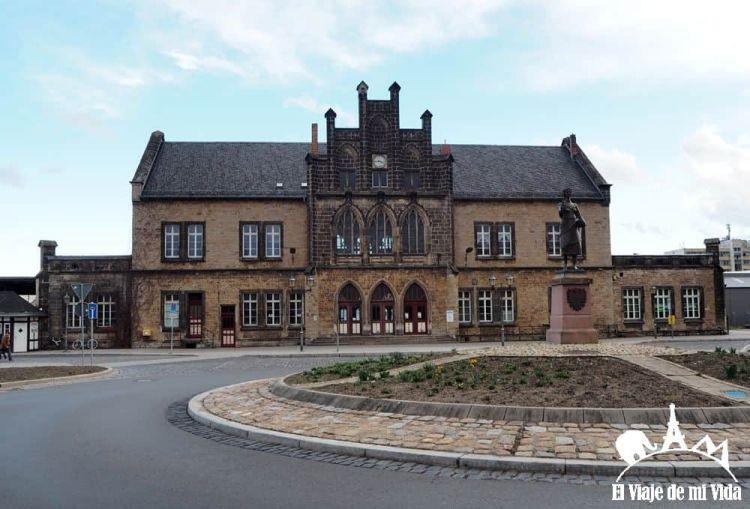 Estación de Tren de Quedlinburg