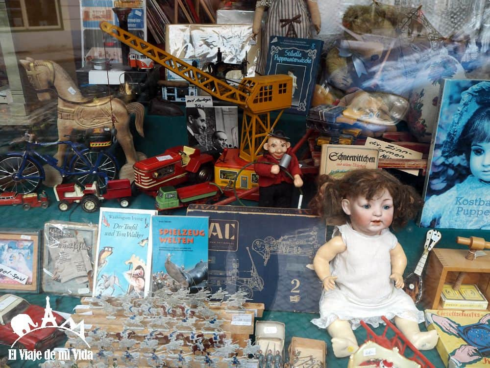 Museo de los juguetes antiguos