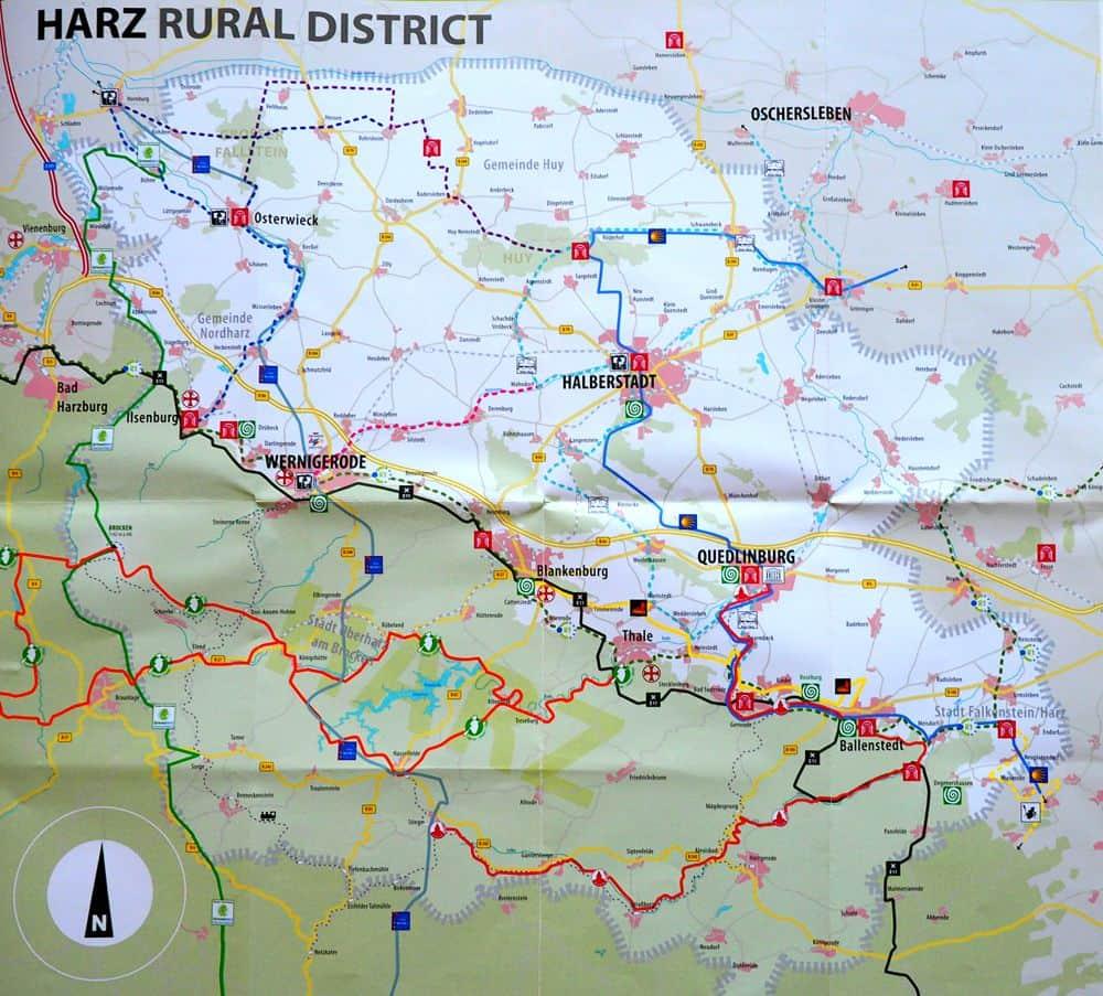 Región de Harz