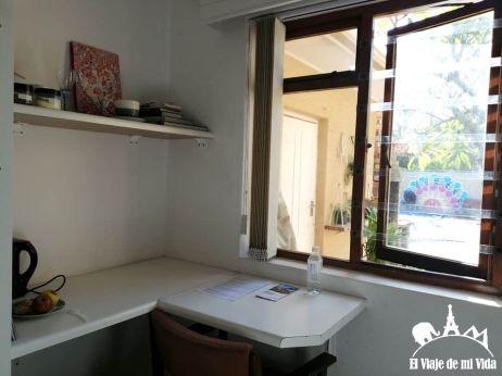 Habitación privada con baño Airbnb en Ciudad del Cabo