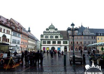 Guía y consejos para viajar a Weimar
