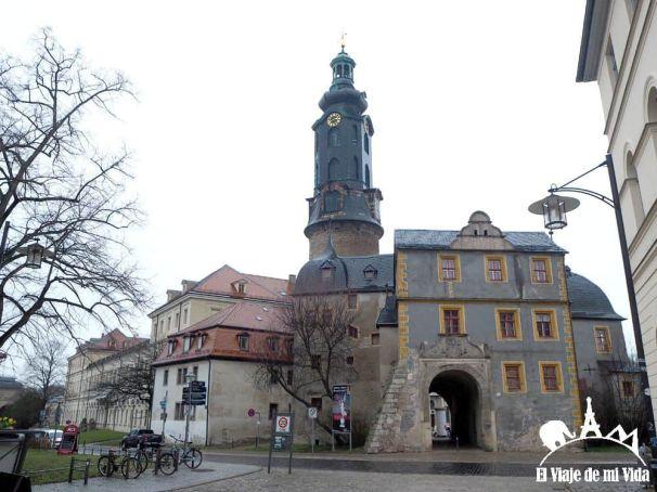 El Palacio de Weimar