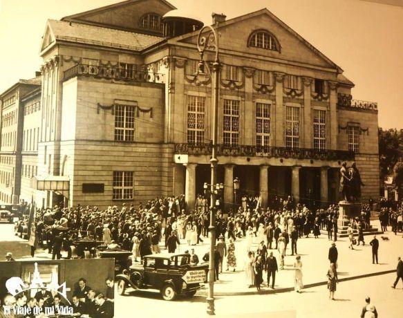 El Teatro durante la República de Weimar