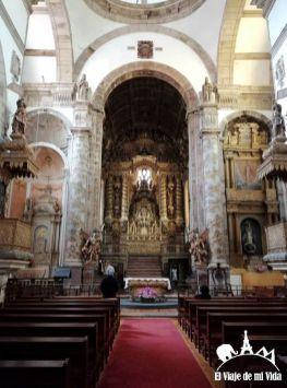 La Iglesia de San Gonzalo en Amarante