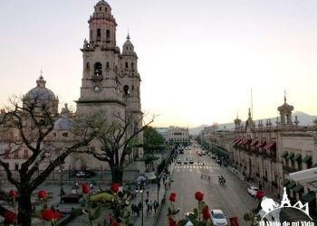Guía y recomendaciones para viajar a Morelia