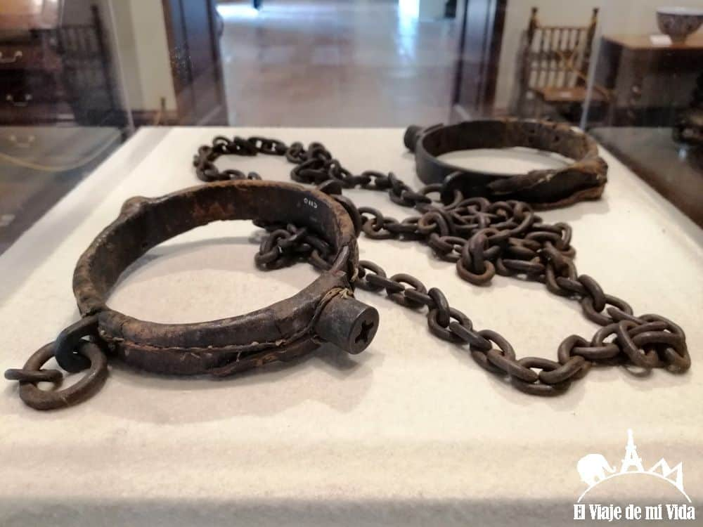 Las cadenas del ayer