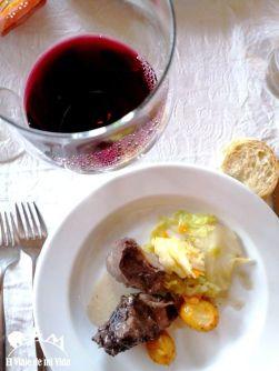 Comida en Quinta da Avessada
