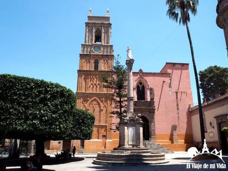 Torre del Reloj de San Miguel