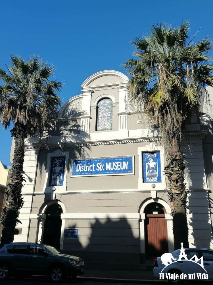 Museo Districto 6