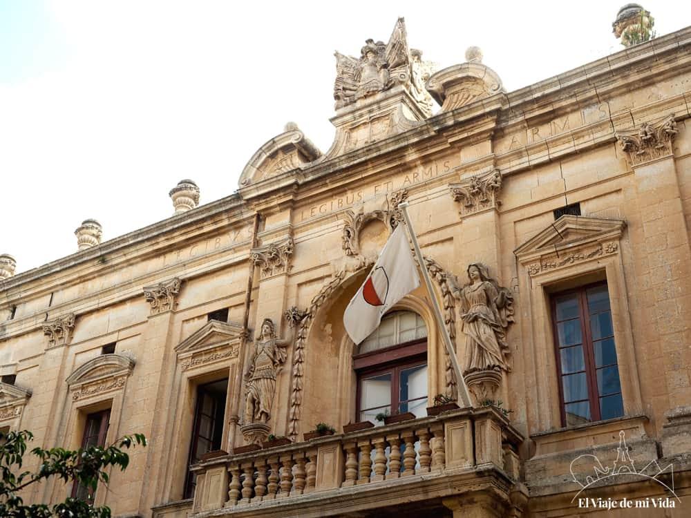 Palazzo de Mdina