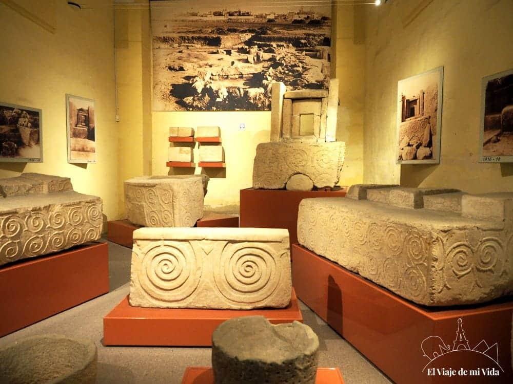 Museo arqueológico Nacional de Malta