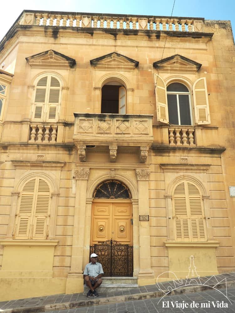Rabat en Gozo