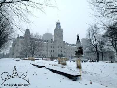 El Parlamento de Québec