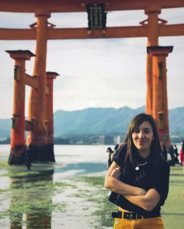 Judith Tiral, Youtuber de viajes