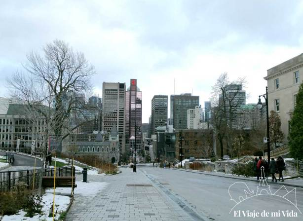 Downtown de Montreal
