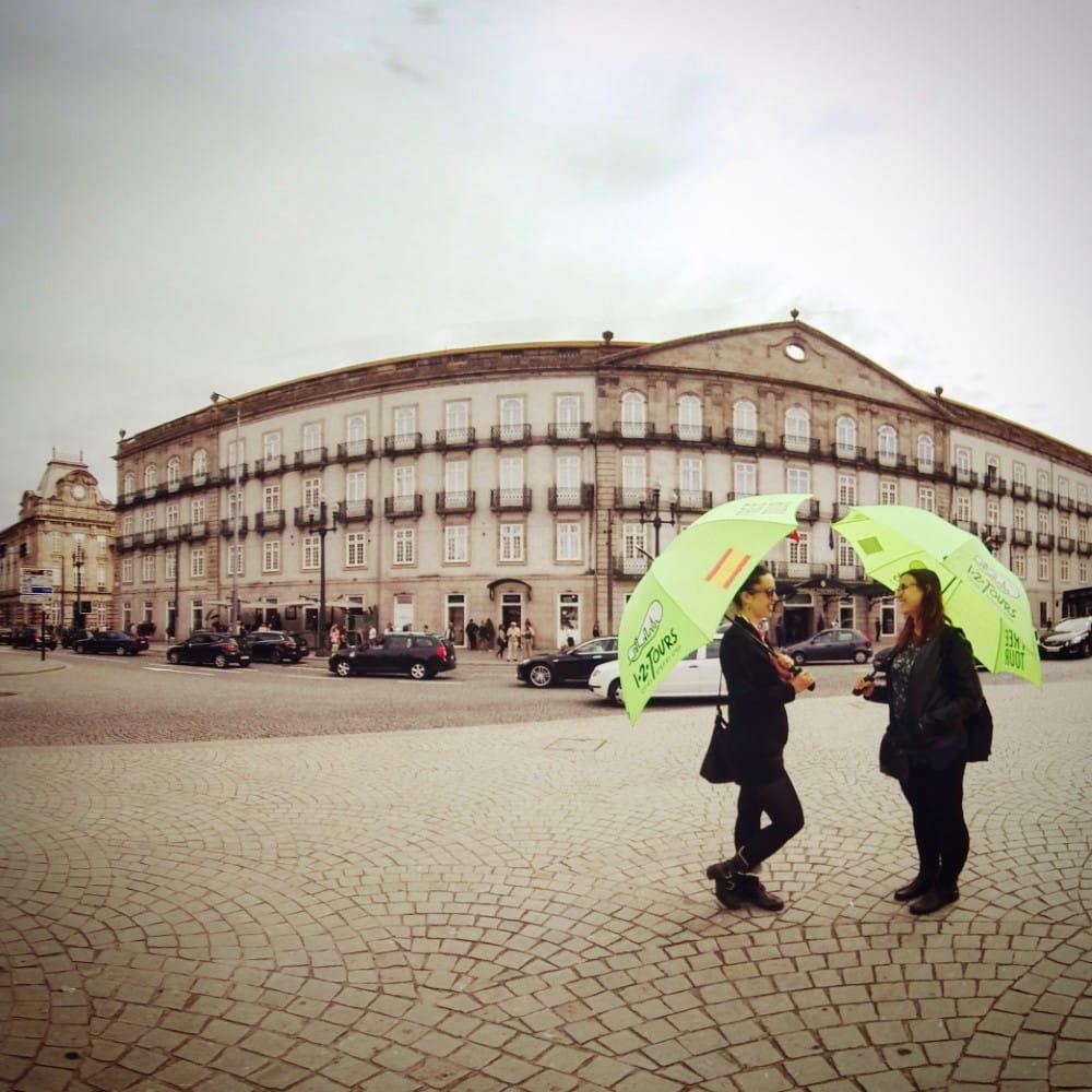 Trabajar como guía (Foto: Cristina E. Lozano)