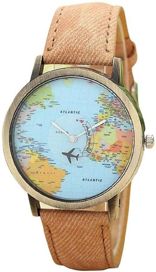 Reloj mujer viajes