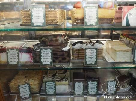 Los cafés de Budapest: la confitería de Sissi