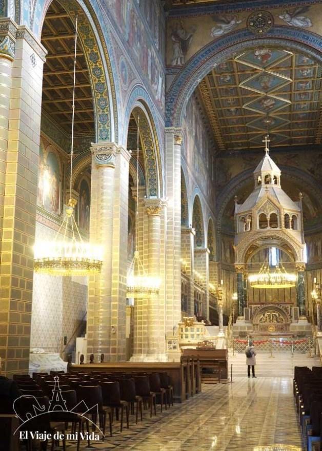 La catedral basílica de San Pedro
