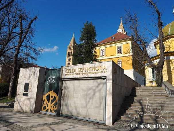 Cella Septichora Visitor Centre