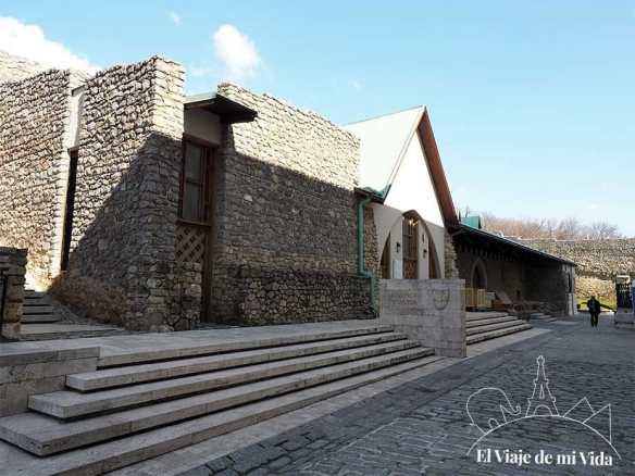 La antigua universidad de Pécs
