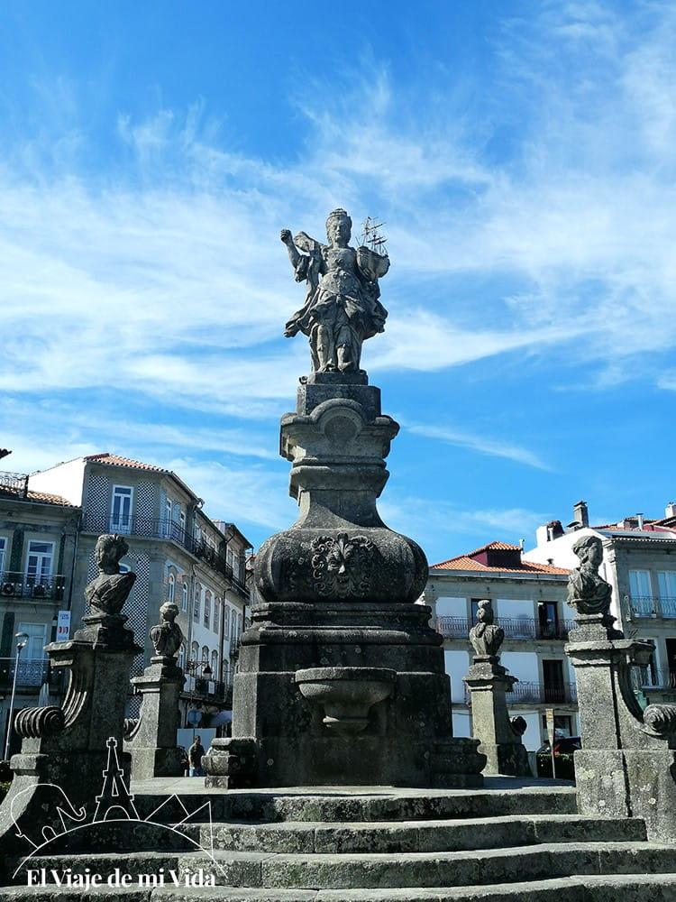 Estatua de Viana do Castelo