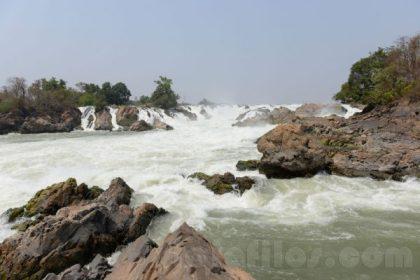 02 Viajefilos en Laos, Khone Phapeng 09