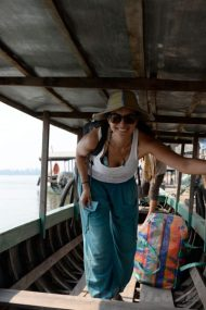 02 Viajefilos en Laos, Khone Phapeng 13