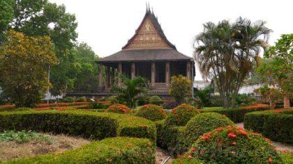 Wat Pha Kaeo, Vientiane