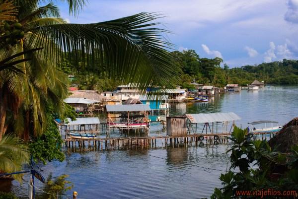 07 Viajefilos en Panama. Isla Bastimentos 11
