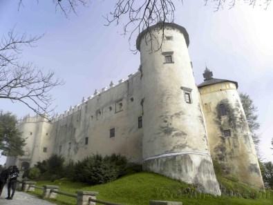 Castillo de Czorsztyn