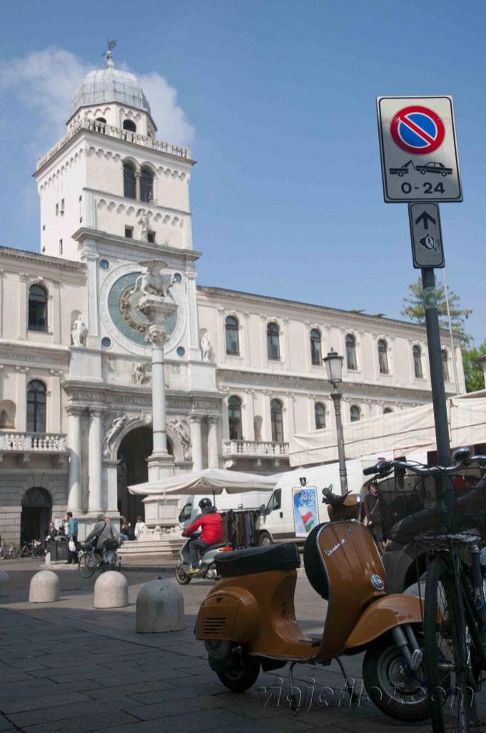 Padua Piazza Erbe