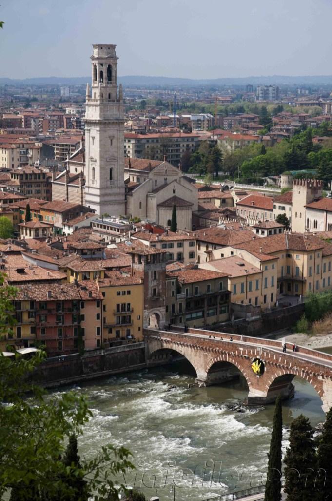 Verona Duomo y Ponte Vecchio