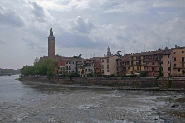 Verona Río Adige