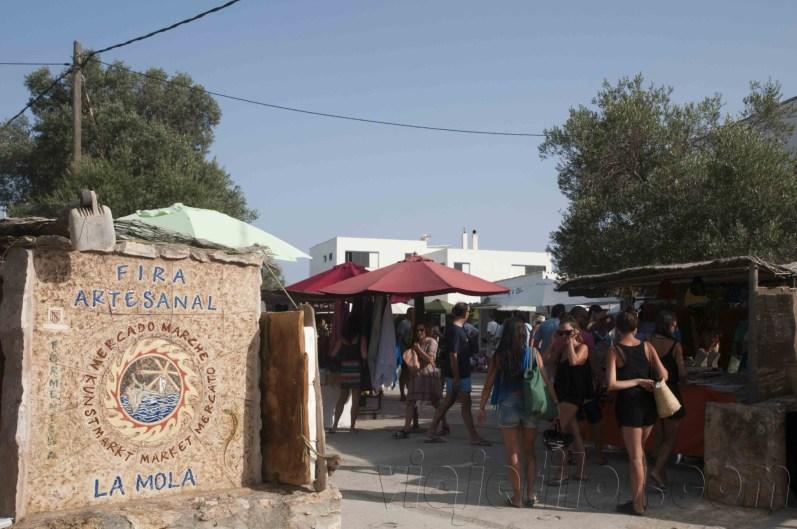 Hippy Market La Mola 1