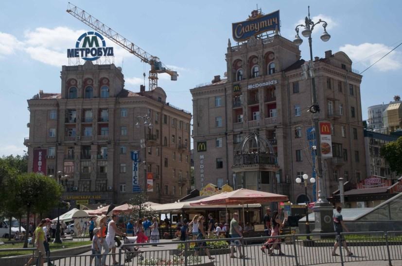 Plaza de la Independencia 1