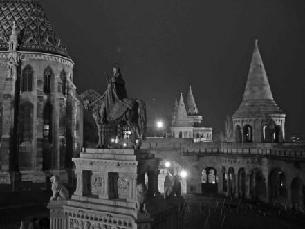 Plaza de los Pescadores Budapest