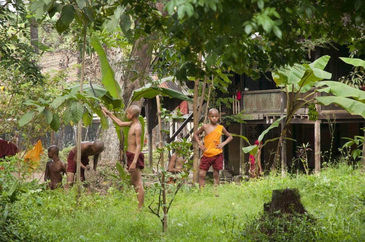 Bago, Templos y Budas 08